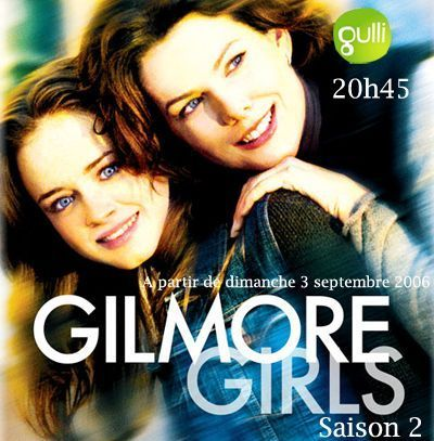 Gilmore Girls Saison 2 streaming serie
